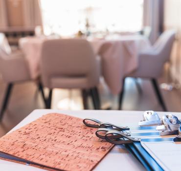 Menu restaurant Golf de Valgarde : semaine du 12 août 2019