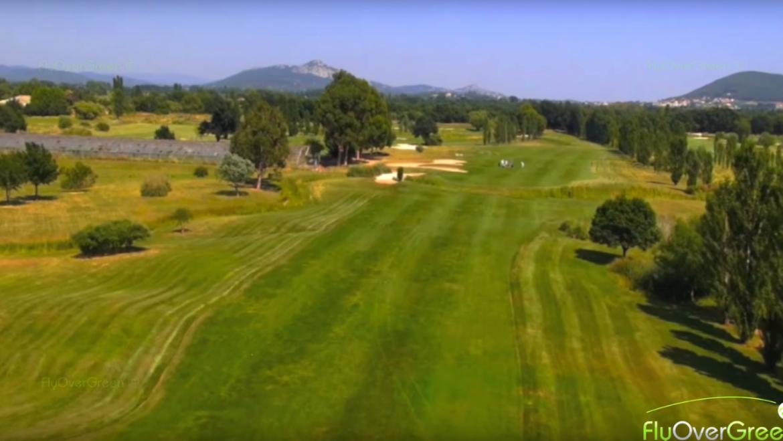 Le Golf de Valgarde vu du ciel (vidéo drone)