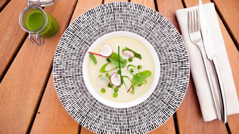 Menu restaurant Golf de Valgarde : 23 septembre au 7 octobre 2019