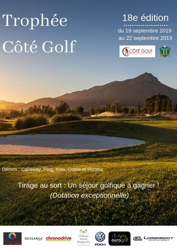 Compétition Cote Golf