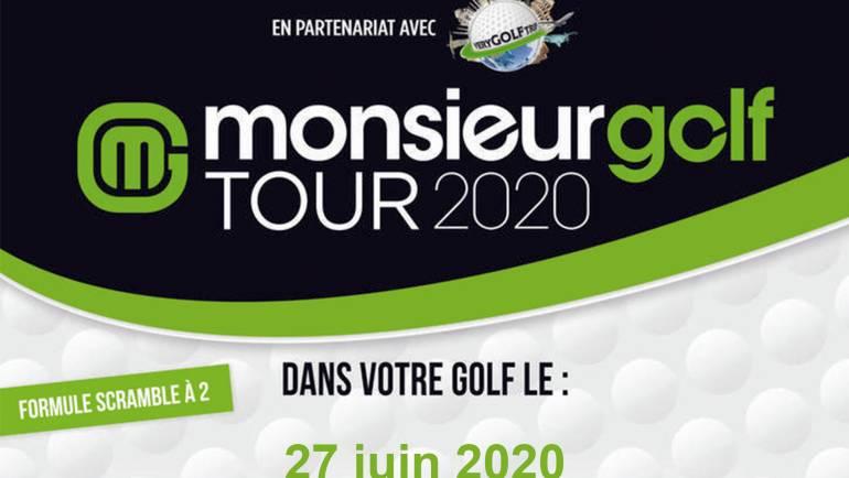 Monsieur Golf Tour – Les Départs