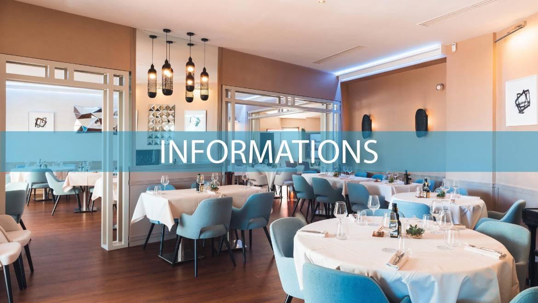 Information COVID19 – Service Restaurant et Bar