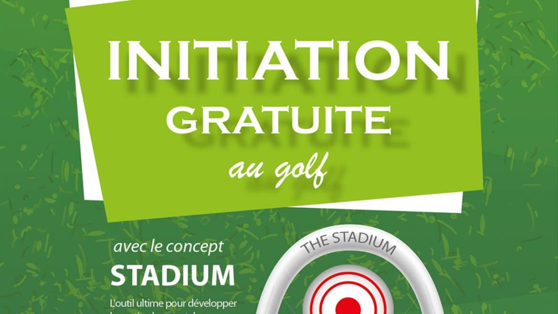 Initiation Gratuite au golf – 26 juillet et 2 août 2020