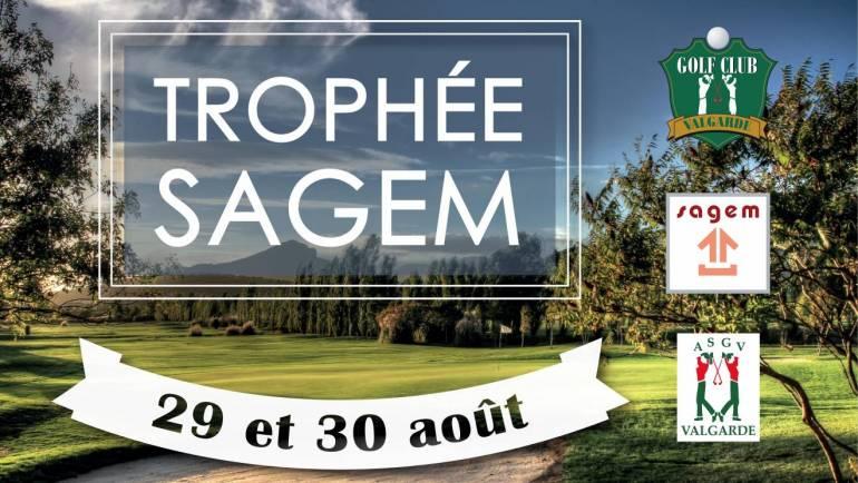Trophée SAGEM – 29 et 30 août 2020