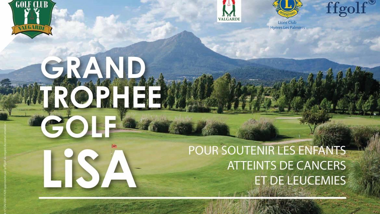 Grand Trophée Golf LiSA – 6 septembre 2020