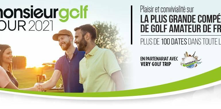 Monsieur Golf Tour 2021 – samedi 24 juillet