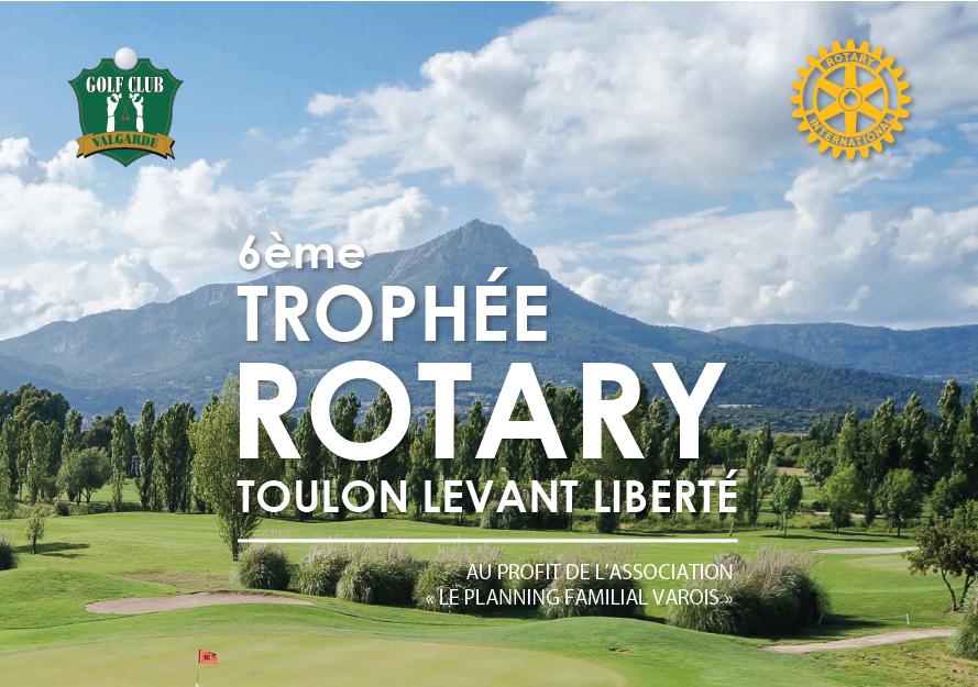 6ème Trophée Rotary Toulon Levant Liberté – 3 octobre 2021