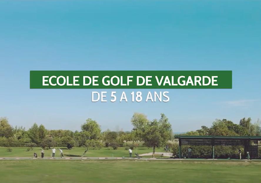 Ecole de Golf de Valgarde – Inscriptions ouvertes