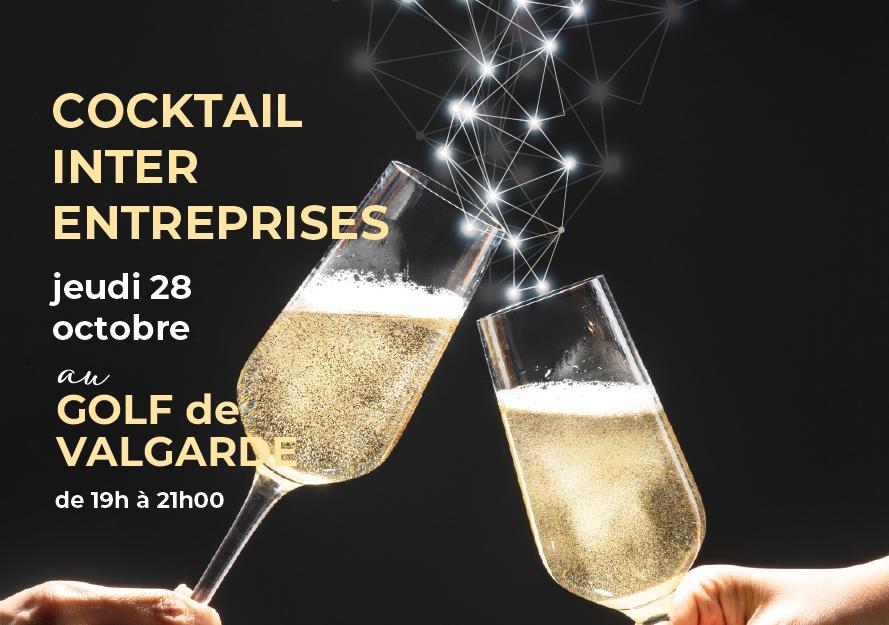 Cocktail Inter-Entreprises – jeudi 28 octobre